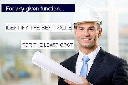 Value Management/ Engineering and Lean Specialists